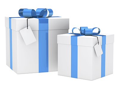 Completely Free Gifts for Your sites